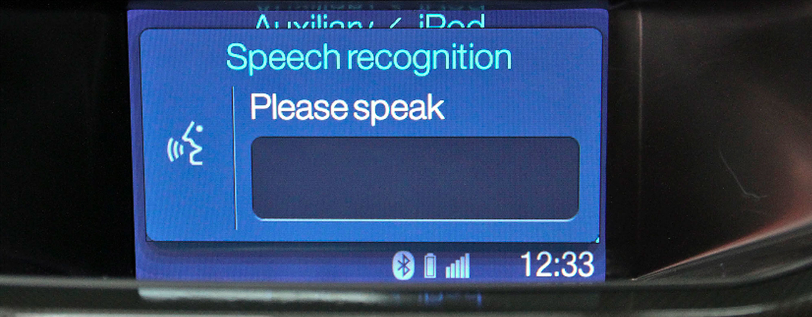 Voice-based Interface Design