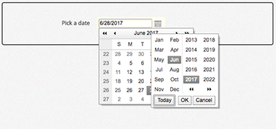 Tips and tricks to design better date pickers | Ergomania UX