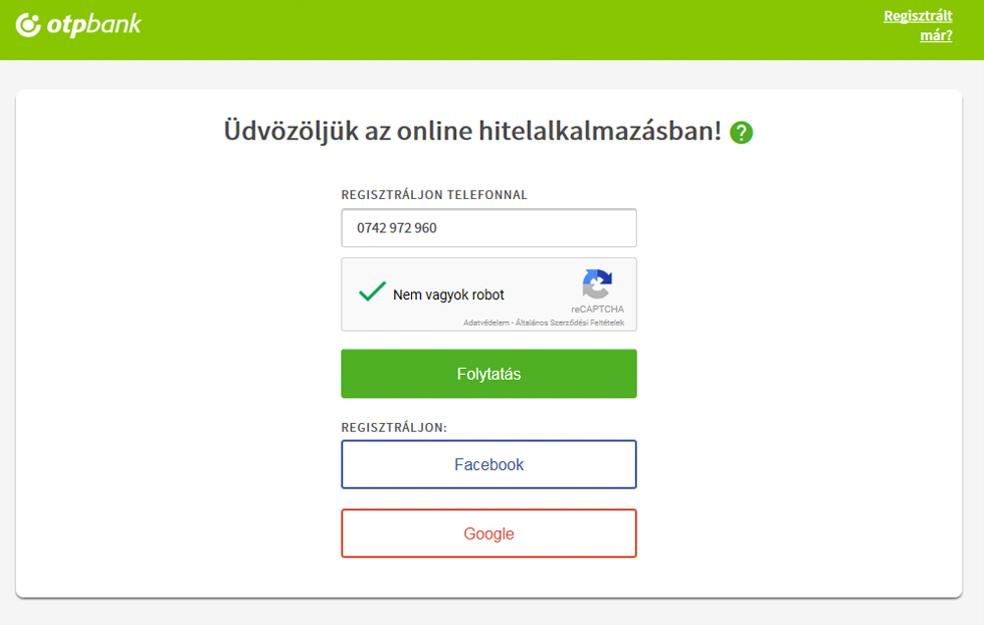 Mobile number validation