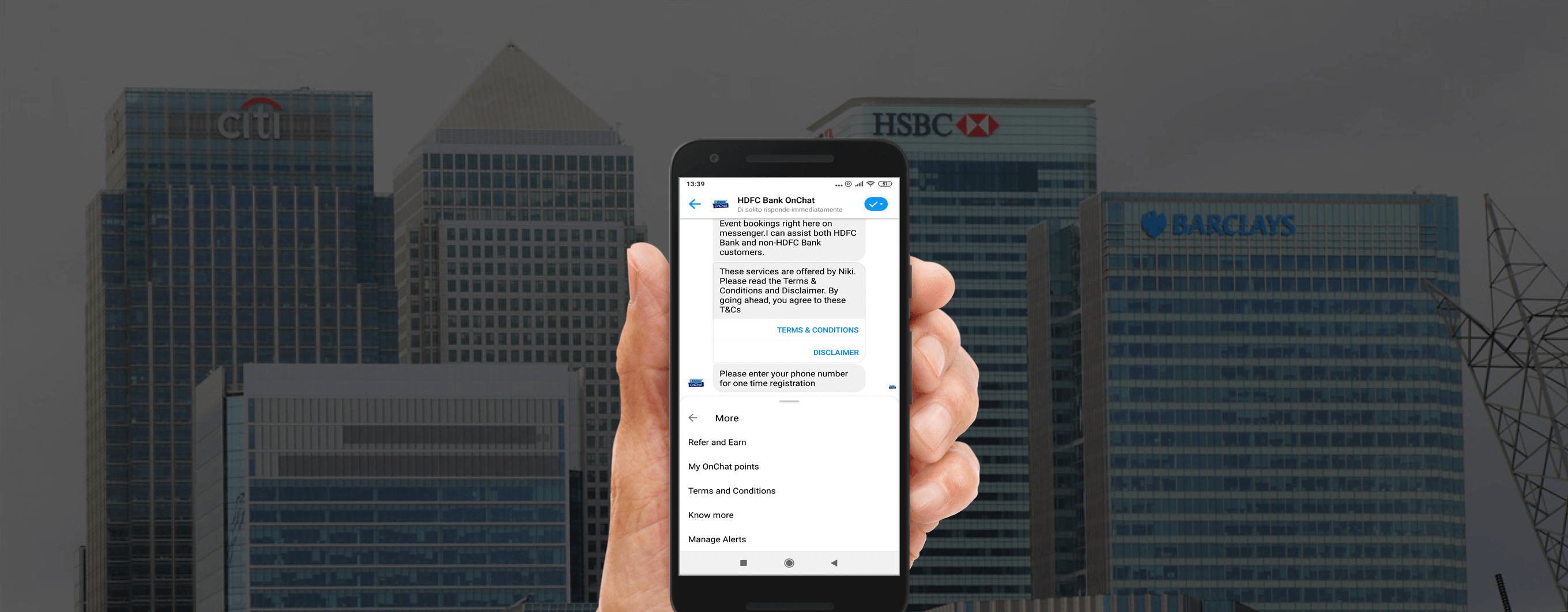 How chatbots can improve user experience in online banking